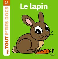 Couverture «Le lapin»