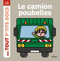 Cover of « Le camion poubelles »