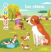 Cover of « Les chiens »