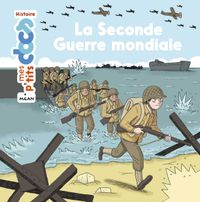 Couverture « La seconde guerre mondiale »
