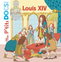 Couverture « Louis XIV »