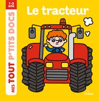 Cover of «Le tracteur»