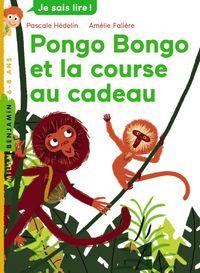 Couverture «Pongo Bongo et la course au cadeau»