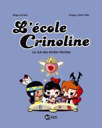 Cover of «Le club des étoiles filantes»
