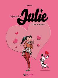 Cover of «J'oserai jamais !»