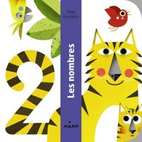 Cover of « Les nombres »