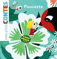 Cover of « Poucette »