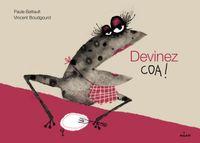 Cover of «Devinez coa?»