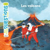Cover of « Les volcans »