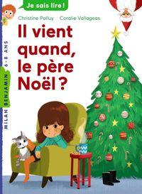 Couverture «Il vient quand, le père Noël ?»