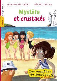 Cover of «Mystère et crustacés»
