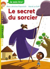 Couverture «Le secret du sorcier»