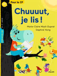 Cover of « Chuuuut ! Je lis »