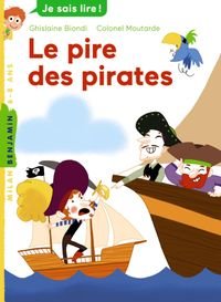 Cover of « Le pire des pirates »