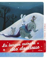 Couverture «La longue marche des doudous»