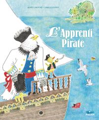 Couverture « L'apprenti pirate »