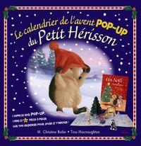 Couverture «Petit Hérisson – Calendrier de l'avent»
