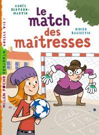 Couverture «Le match des maîtresses»