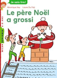 Cover of « Le père Noël a grossi »
