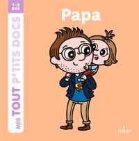 Cover of « Papa »