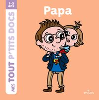 Couverture «Papa»