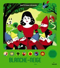 Couverture « Blanche-Neige »