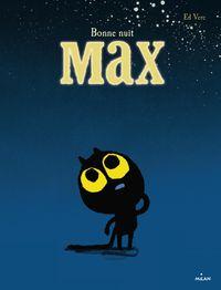 Couverture «Bonne nuit Max»