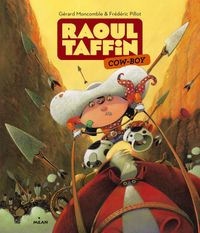 Cover of « Raoul Taffin cow-boy »