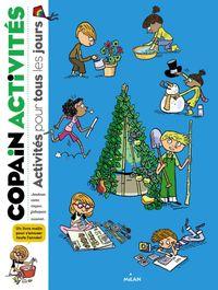 Couverture «Copain – Activités pour tous les jours»