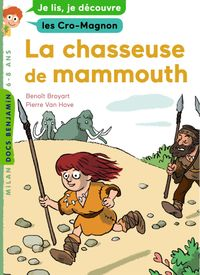 Cover of « La chasseuse de mammouth »