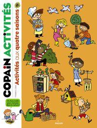 Couverture «Copain – Activités aux 4 saisons»