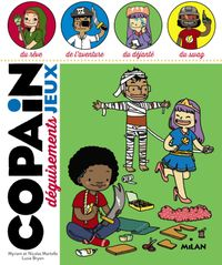 Cover of « Copain – Déguisements »