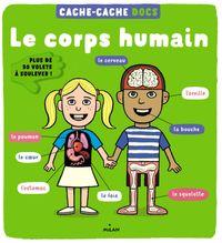 Couverture «Cache-cache docs – Le corps humain»