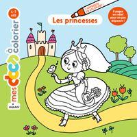 Couverture «Les princesses»