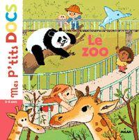 Couverture «Le zoo»