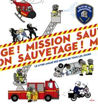 Cover of « Mission sauvetage »