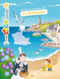 Cover of «La Bretagne»