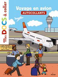 Couverture «Voyage en avion»