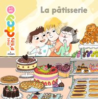 Cover of « La pâtisserie »