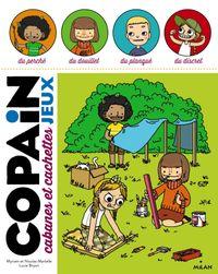 Cover of «Copain – Cabanes et cachettes»