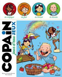 Cover of «Copain – Jeux d'eau»