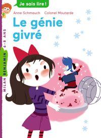 Cover of «Le génie givré»