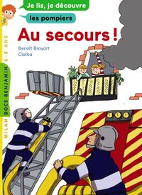 Cover of « Au secours ! »