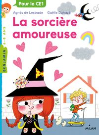 Cover of «La sorcière amoureuse»