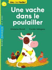 Cover of «Une vache dans le poulailler»