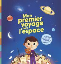 Couverture «Ton premier voyage dans l'espace»