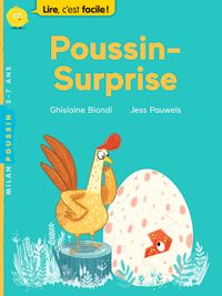Couverture « Poussin-surprise ! »