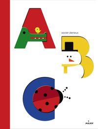 Cover of «Abécédaire»