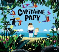Couverture « Capitaine Papy »