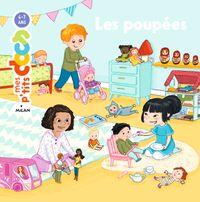 Cover of «Les poupées»
